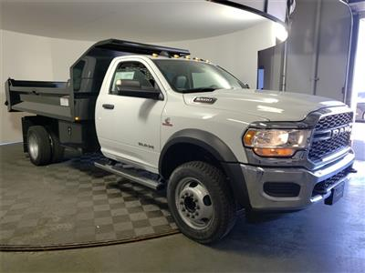 2019 Ram 5500 Regular Cab DRW 4x4, Knapheide Rigid Side Dump Body #DF189 - photo 3