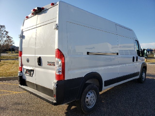 2020 Ram ProMaster 2500 High Roof FWD, Empty Cargo Van #DF238 - photo 7