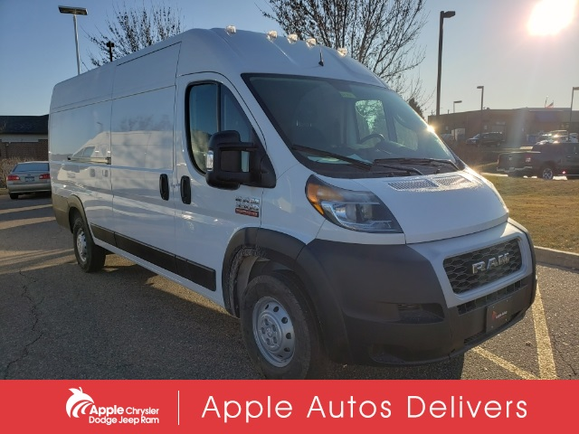 2021 Ram ProMaster 3500 FWD, Empty Cargo Van #DF319 - photo 1