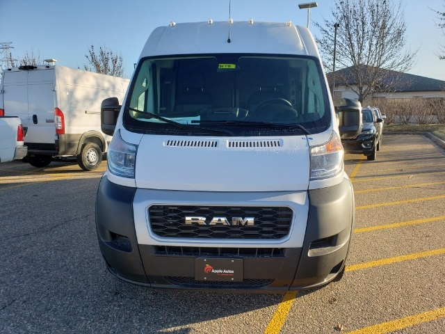 2021 Ram ProMaster 3500 FWD, Empty Cargo Van #DF319 - photo 21