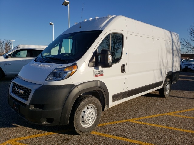 2021 Ram ProMaster 3500 FWD, Empty Cargo Van #DF319 - photo 4
