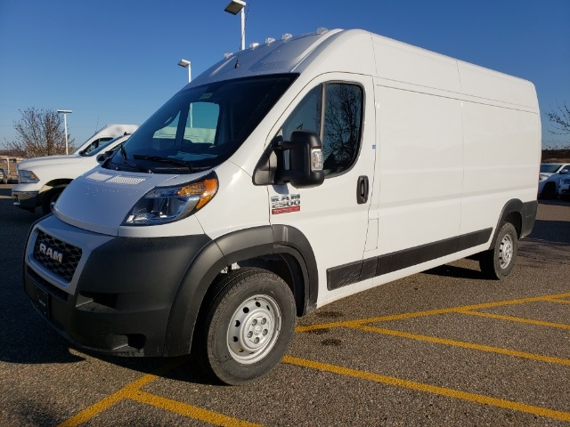 2021 Ram ProMaster 2500 High Roof FWD, Empty Cargo Van #DF320 - photo 4