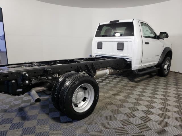 2021 Ram 5500 Regular Cab DRW 4x4, Cab Chassis #DF362 - photo 2