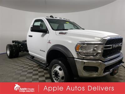 2021 Ram 5500 Regular Cab DRW 4x4, Cab Chassis #DF362 - photo 1