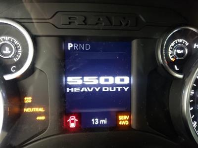 2021 Ram 5500 Regular Cab DRW 4x4, Cab Chassis #DF362 - photo 11