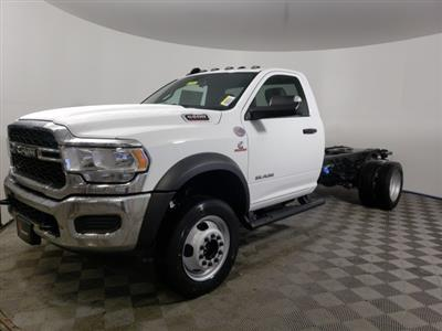 2021 Ram 5500 Regular Cab DRW 4x4, Cab Chassis #DF362 - photo 4