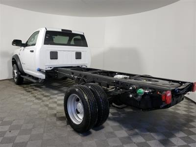 2021 Ram 5500 Regular Cab DRW 4x4, Cab Chassis #DF362 - photo 5