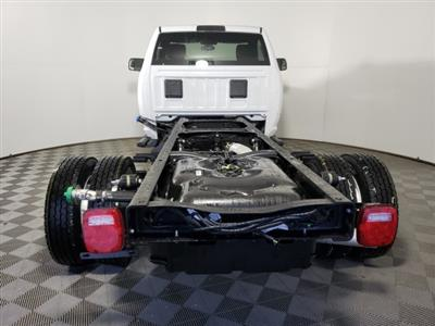 2021 Ram 5500 Regular Cab DRW 4x4, Cab Chassis #DF362 - photo 6