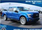 2017 F-150 Super Cab Pickup #7W1C5886 - photo 1