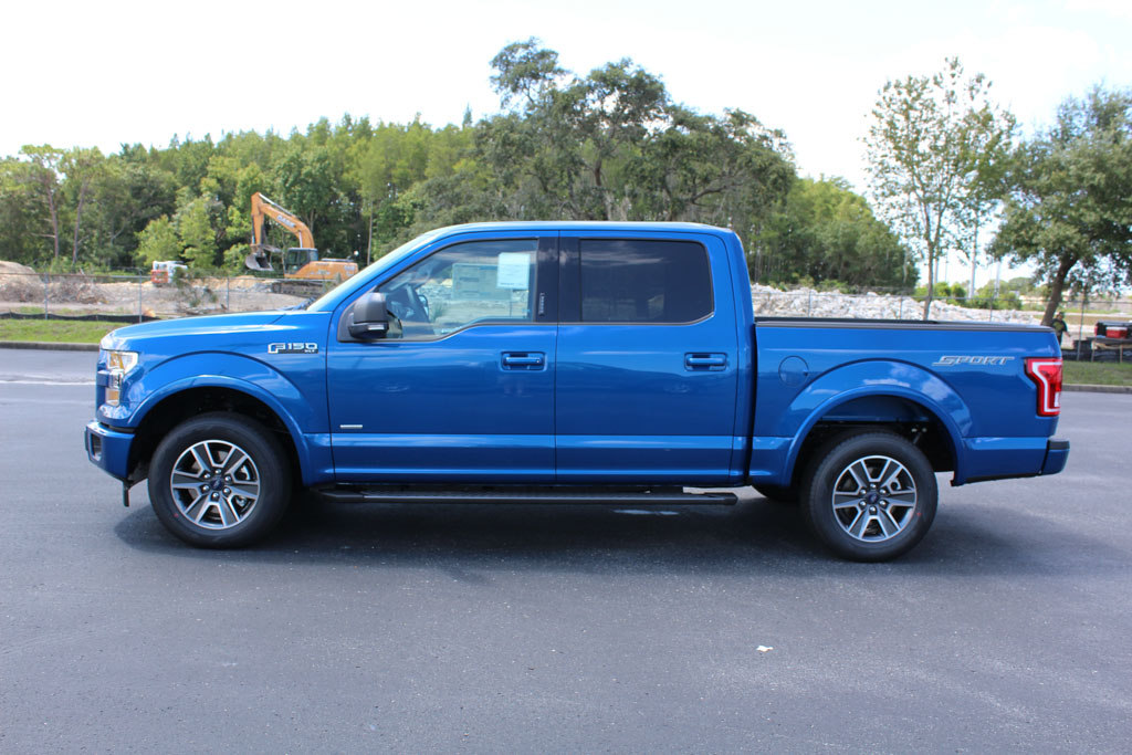 2017 F-150 Super Cab Pickup #7W1C6609 - photo 5