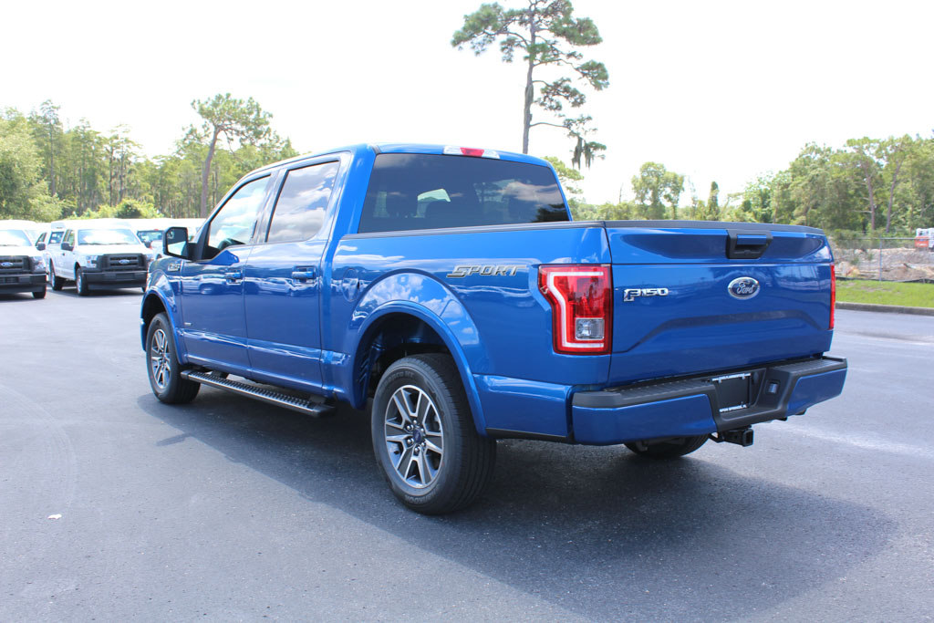 2017 F-150 Super Cab Pickup #7W1C6609 - photo 6