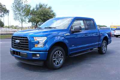 2017 F-150 Super Cab Pickup #7W1C6609 - photo 4