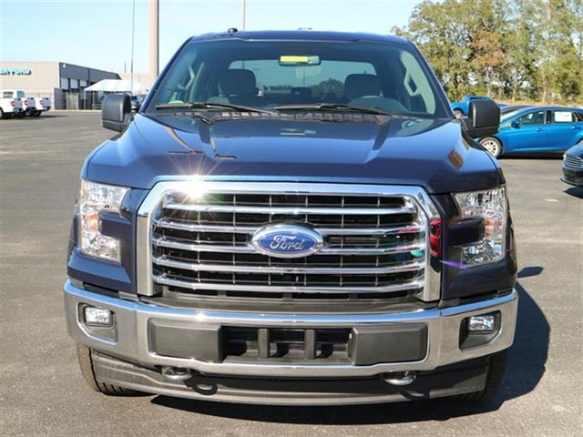 2017 F-150 Crew Cab 4x4, Pickup #7W1E1893 - photo 3