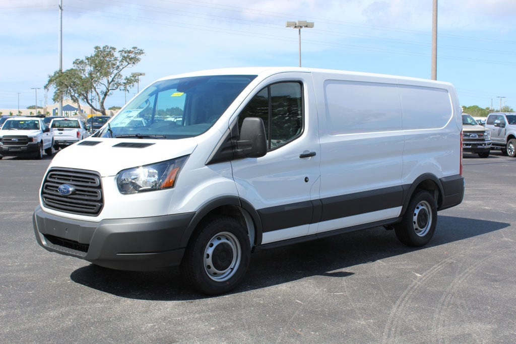 2018 Transit 150 Cargo Van #8E1Y0621 - photo 4
