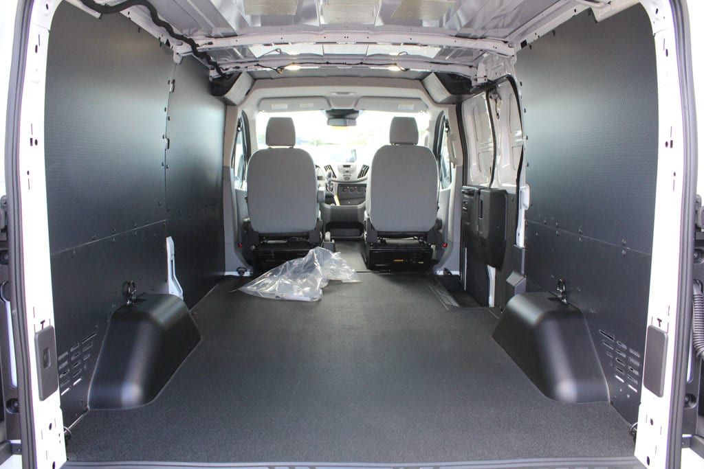 2018 Transit 150 Low Roof, Cargo Van #8E1Z2880 - photo 2