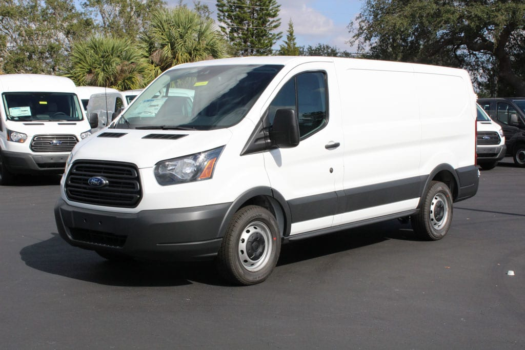 2018 Transit 150 Low Roof, Cargo Van #8E1Z2880 - photo 4