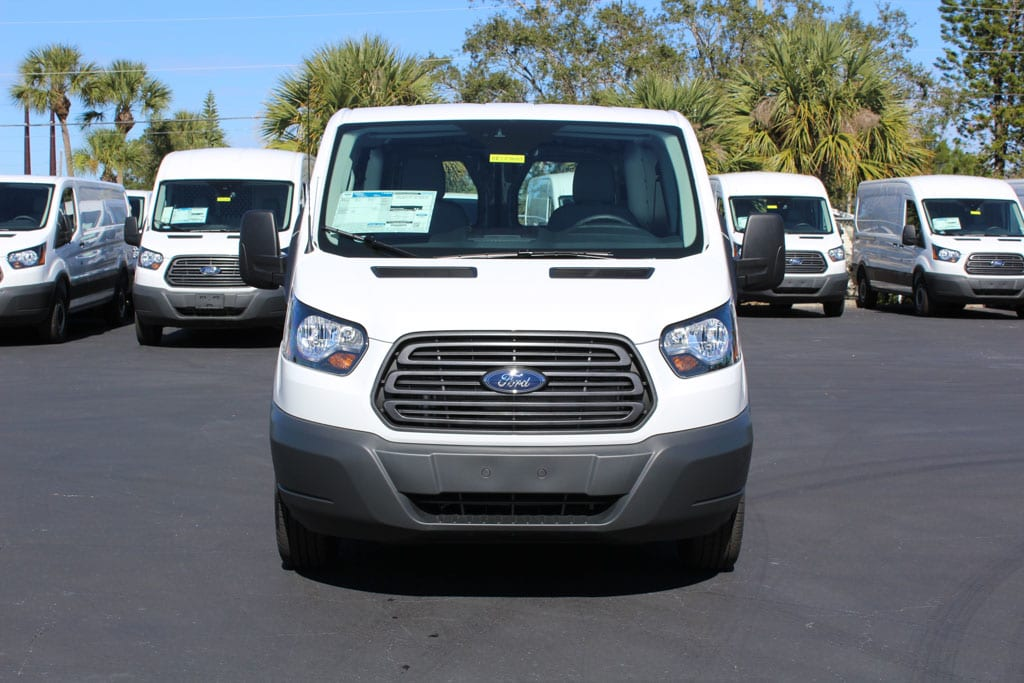 2018 Transit 150 Low Roof, Cargo Van #8E1Z3043 - photo 4