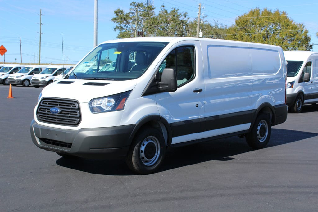 2018 Transit 150 Low Roof, Cargo Van #8E1Z3043 - photo 5