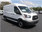 2018 Transit 150 Med Roof, Cargo Van #8E2C0940 - photo 1