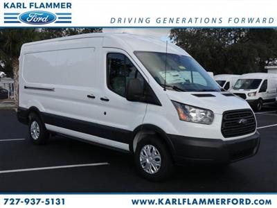 2018 Transit 150 Med Roof 4x2,  Empty Cargo Van #8E2C4251 - photo 1