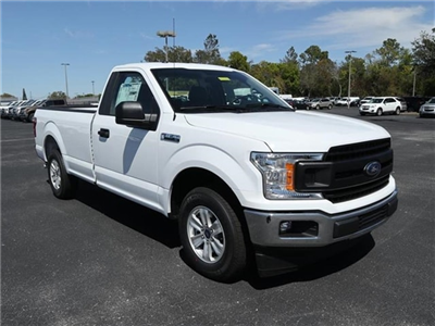 2018 F-150 Regular Cab 4x2,  Pickup #8F1C0692 - photo 1