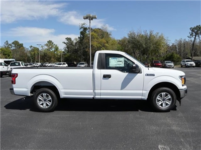 2018 F-150 Regular Cab 4x2,  Pickup #8F1C0692 - photo 4