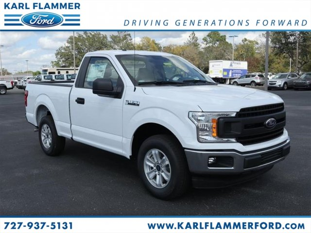 2018 F-150 Regular Cab 4x2,  Pickup #8F1C0693 - photo 1