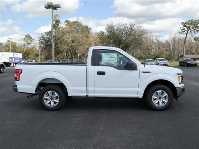2018 F-150 Regular Cab 4x2,  Pickup #8F1C0693 - photo 4
