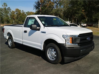 2018 F-150 Regular Cab, Pickup #8F1C1303 - photo 1