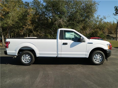2018 F-150 Regular Cab, Pickup #8F1C1303 - photo 4