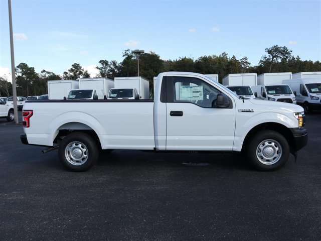 2018 F-150 Regular Cab 4x2,  Pickup #8F1C8777 - photo 4