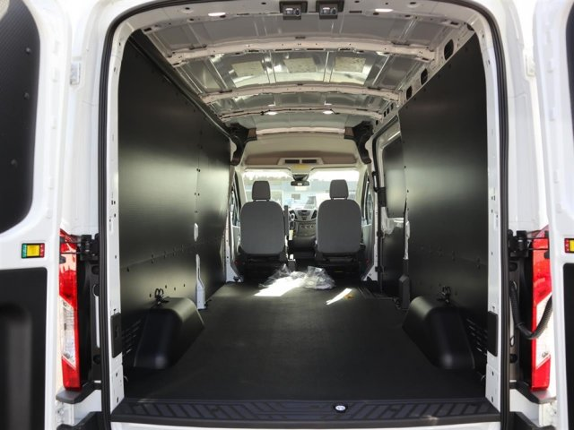 2018 Transit 250 Med Roof 4x2,  Empty Cargo Van #8R2C5300 - photo 2