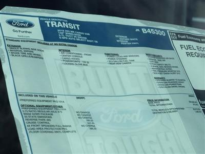 2018 Transit 250 Med Roof 4x2,  Empty Cargo Van #8R2C5300 - photo 15