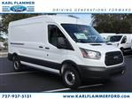 2018 Transit 250 Med Roof 4x2,  Empty Cargo Van #8R2C5300 - photo 1