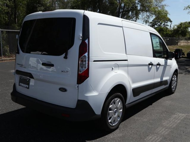 2018 Transit Connect 4x2,  Empty Cargo Van #8S7F0445 - photo 2