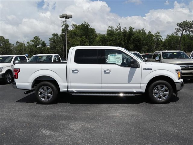 2018 F-150 SuperCrew Cab 4x2,  Pickup #8W1C0029 - photo 4