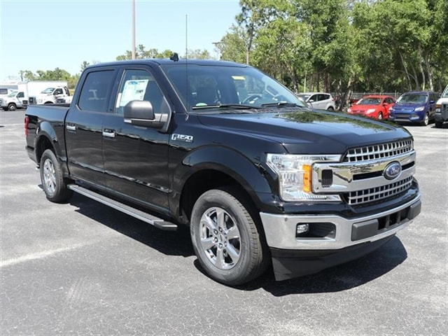 2018 F-150 SuperCrew Cab 4x2,  Pickup #8W1C0691 - photo 1