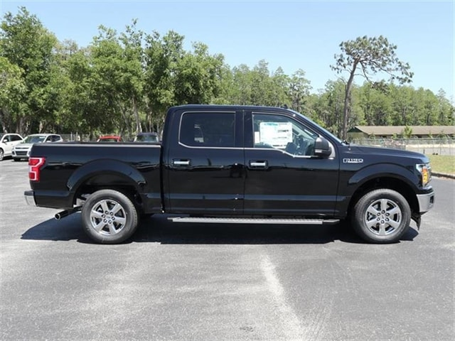 2018 F-150 SuperCrew Cab 4x2,  Pickup #8W1C0691 - photo 4