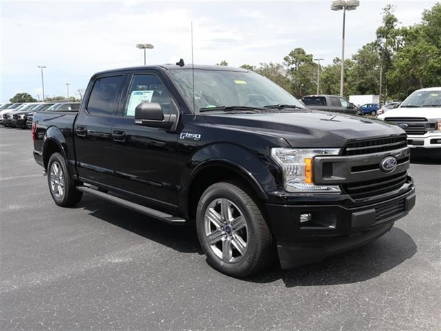 2018 F-150 SuperCrew Cab, Pickup #8W1C0693 - photo 1