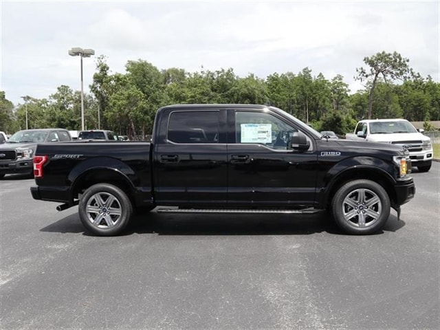 2018 F-150 SuperCrew Cab, Pickup #8W1C0693 - photo 4