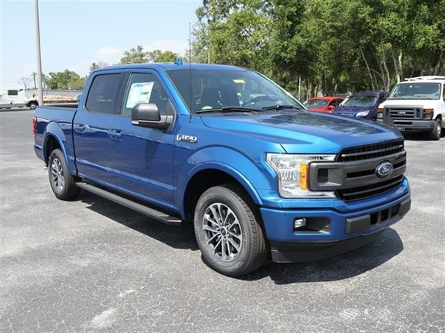 2018 F-150 SuperCrew Cab, Pickup #8W1C0694 - photo 1