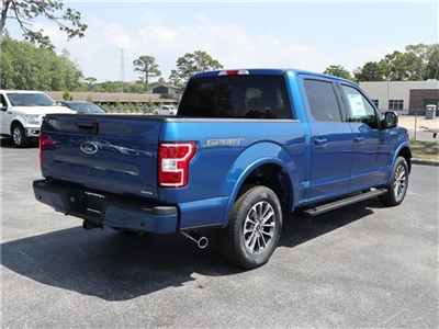 2018 F-150 SuperCrew Cab, Pickup #8W1C0694 - photo 2