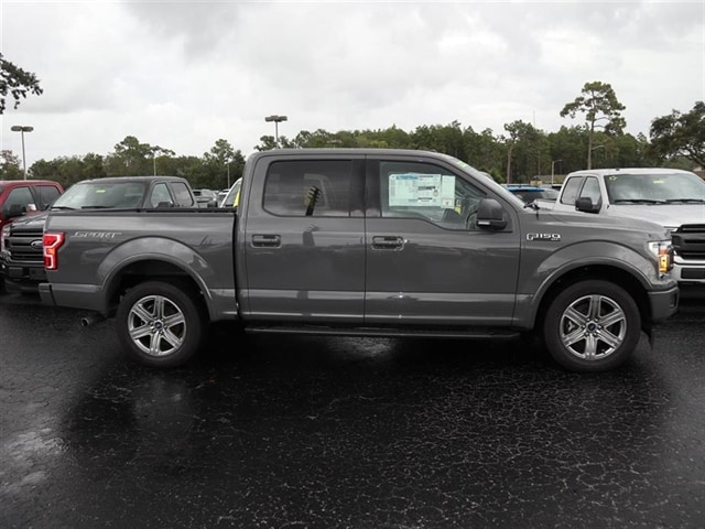 2018 F-150 SuperCrew Cab 4x2,  Pickup #8W1C1018 - photo 4