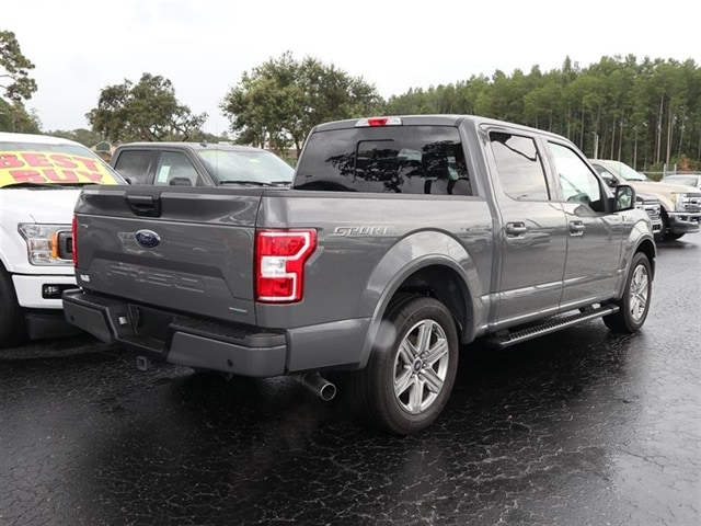 2018 F-150 SuperCrew Cab 4x2,  Pickup #8W1C1018 - photo 2