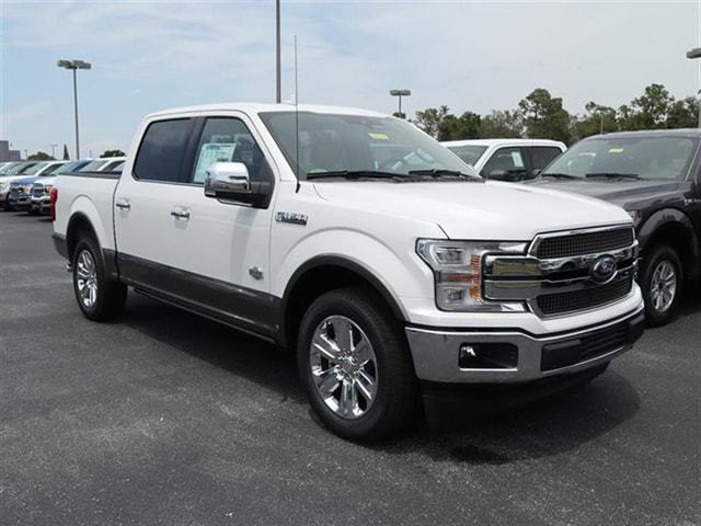 2018 F-150 SuperCrew Cab, Pickup #8W1C3023 - photo 1