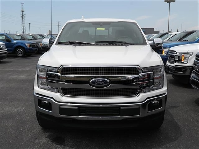2018 F-150 SuperCrew Cab, Pickup #8W1C3023 - photo 3