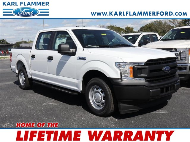 2018 F-150 SuperCrew Cab 4x2,  Pickup #8W1C4069 - photo 1