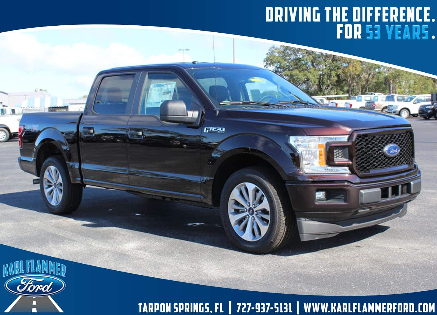 2018 F-150 Crew Cab Pickup #8W1C4301 - photo 1