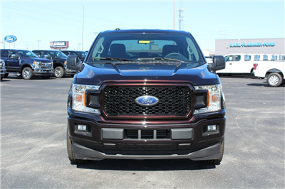 2018 F-150 Crew Cab Pickup #8W1C4301 - photo 3