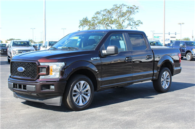 2018 F-150 Crew Cab Pickup #8W1C4301 - photo 4